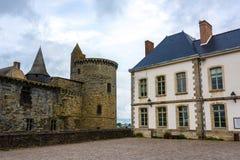 Château de Vitré, Vitre, France Stock Photo