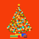 Chtistmas tree Royalty Free Stock Photo