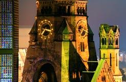 chtniskirche ged Obrazy Stock