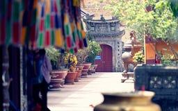 Chua Thien Tru Temple images stock
