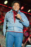 Chubby Checker Stock Images