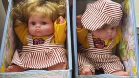 Chubby Dolls Imágenes de archivo libres de regalías