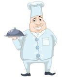 Chubby Men gai illustration stock