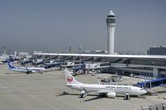 Chubu Centrair internationell flygplats, Japan royaltyfri fotografi