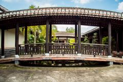 Chuc Thanh Pagoda fotos de archivo