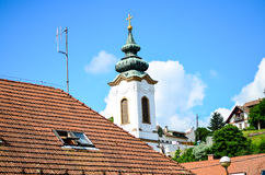 Chuch in Budapest, Stock Photography
