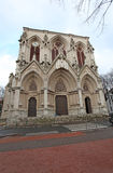 Chuch in Lyon. France Stock Photos