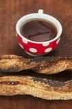 Chucha (babeczki) z maczkiem i seasame Fotografia Stock