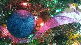 Chuchería azul brillante Fotos de archivo libres de regalías