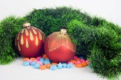 chuchería de la Navidad 2 Imagen de archivo libre de regalías