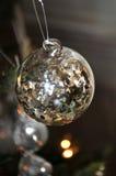 Chuchería de la Navidad Foto de archivo
