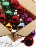 Chucherías de Christma Foto de archivo
