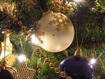 Chucherías de la Navidad Fotografía de archivo libre de regalías