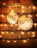 Chucherías del Año Nuevo Imagen de archivo