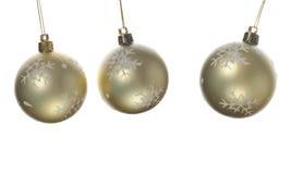 Chucher?as de la Navidad Foto de archivo libre de regalías