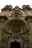 chuchu coro przed San Sebastian Zdjęcie Stock