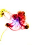 chuchu czarny dym Fotografia Royalty Free