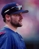 Chuck Knoblauch, Minnesota Twins Royalty-vrije Stock Foto