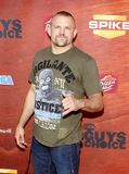Chuck Liddell. Attends the Spike TV 2nd Annual Guys Choice Awards held at the Sony Pictures Studios in Culver City, California, United States on May 30, 2008 stock photos