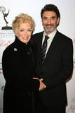 Chuck Lorre, Holland Taylor Royalty Free Stock Photos