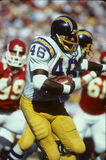 Chuck Muncie, San Diego Chargers Photo stock