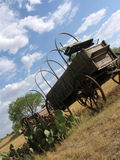 Chuck Wagon. Shot of a chuck wagon. Shot with a Canon Powershot A520 camera Royalty Free Stock Image