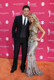 Chuck Wicks, Julianne Hough Royalty-vrije Stock Foto