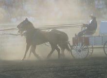 chuckwagon пылевоздушное Стоковые Фото