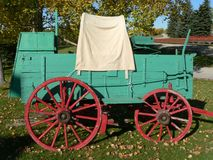 Chuckwagon Stock Photos