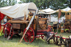 Chuckwagon Stock Image
