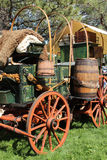 Chuckwagon Royalty Free Stock Image