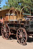 Chuckwagons Royalty Free Stock Photo