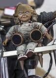 Chucky小雕象 库存照片