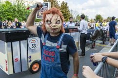 Chucky stock images