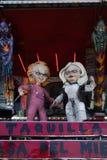 Chucky Paare LThe stockbild