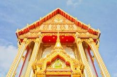 Chucrh de Bhudda Fotos de Stock Royalty Free