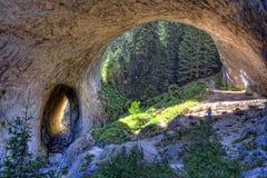 Chudnite mostove - Wonderful Bridges. Amazing Bridges - wonderful place in Rhodope mountains, Bulgaria stock photo
