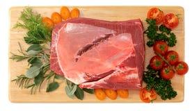 Chudy mięso obrazy stock