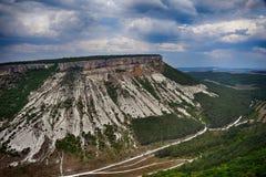 Chufut-Kale, Crimea, Ukraine Royalty Free Stock Image