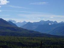 Chugach Mountains Royalty Free Stock Photography