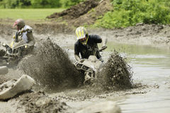 Chuggars Mud Stock 2008 Royalty Free Stock Photos