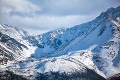 Chuisky del nord Ridge Fotografia Stock Libera da Diritti