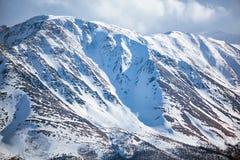 Chuisky del norte Ridge Foto de archivo
