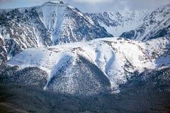 Chuisky del norte Ridge Foto de archivo libre de regalías