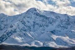 Chuisky del norte Ridge Imagen de archivo