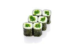 Chuka Roll poppies, Chuka seaweed Royalty Free Stock Photo