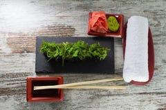 Chuka salad Royalty Free Stock Images