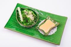 Chuka salad Royalty Free Stock Photo