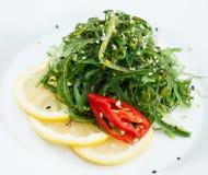 Chuka salad Stock Photo