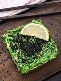 Chuka salad Royalty Free Stock Image
